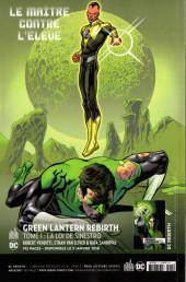 Verso de Justice League - Récit Complet (DC Presse) -5- Titans : Bienvenue à Manhattan