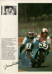 Verso de Michel Vaillant -sp03a79- Spécial Moto