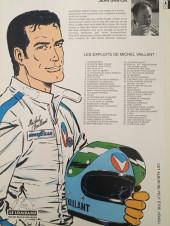 Verso de Michel Vaillant -28Pub1- Le Secret de Steve Warson
