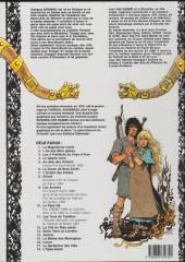 Verso de Thorgal -17a92- La gardienne des clés