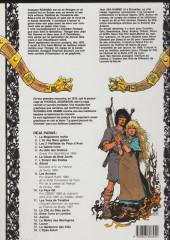 Verso de Thorgal -16a1992- Louve