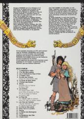 Verso de Thorgal -14a1992- Aaricia