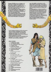 Verso de Thorgal -10a1992- Le pays Qâ