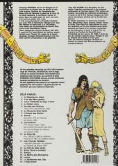 Verso de Thorgal -9a92- Les archers