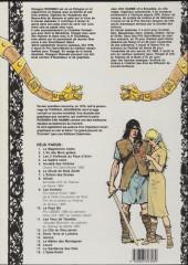 Verso de Thorgal -1b92- La Magicienne trahie