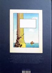 Verso de (AUT) Martin, Jacques - Alix - L'Art de Jacques Martin