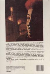 Verso de Jacques Le Gall -HS1a85- Premières aventures