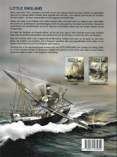 Verso de Little England (en néerlandais) -2- Koningscobra