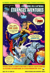 Verso de Futura (2e Série - Organic Comix) -6- Le grand retour de ShielMaster