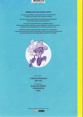Verso de Lucky Luke -6TT- Hors-la-loi