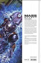Verso de Mass Effect - Nouveau Monde - Nouveau Monde