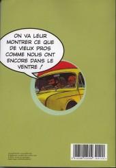 Verso de Tif et Tondu -MBD12- Tif et Tondu - Le Monde de la BD - 12