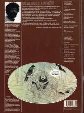 Verso de L'ombre du corbeau - Tome a1983