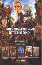 Verso de X-Men Universe (Marvel France - 2017) -2- Armes de destruction mutante (1/2)