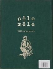 Verso de (AUT) Juillard -13TT- Pêle-Mêle - Monographie