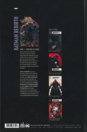 Verso de Batman Rebirth -3- Mon nom est Bane
