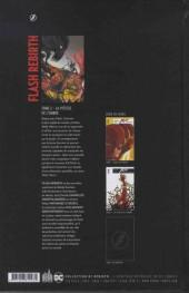 Verso de Flash Rebirth -2- La Vitesse de l'ombre