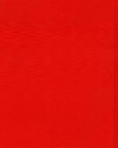 Verso de Lone Sloane -TT- Flaubert Druillet - Une rencontre