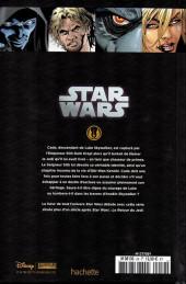 Verso de Star Wars - Légendes - La Collection (Hachette) -5987- Star Wars Legacy - III. Les Griffes du dragon