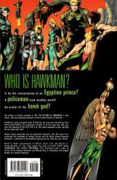 Verso de JSA (1999) -INT03- The Return Of Hawkman