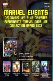 Verso de Avengers (Marvel France - 2017) -8- L'Interview