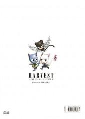 Verso de Fairy Tail -HS- Harvest - Fairy Tail Illustrations II