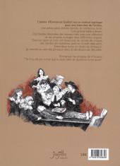 Verso de (AUT) Guibert - Entretien avec Emmanuel Guibert