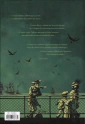 Verso de Le loup des Mers -FL- Le Loup des Mers