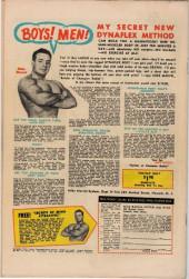 Verso de Sgt. Fury and his Howling Commandos (Marvel - 1963) -28-