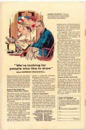 Verso de Sgt. Fury and his Howling Commandos (Marvel - 1963) -35-