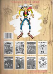 Verso de Lucky Luke -5b83- Lucky Luke contre PAT POKER
