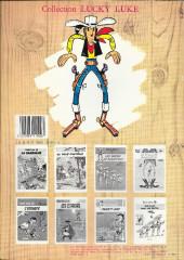 Verso de Lucky Luke -11b83- Lucky Luke contre JOSS JAMON