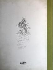 Verso de La quête de l'oiseau du temps -6TL- Le grimoire des dieux