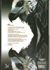 Verso de Minuit Pile -1- La Longue Nuit