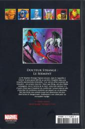 Verso de Marvel Comics - La collection (Hachette) -10364- Docteur Strange - Le Serment