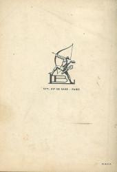 Verso de Petit-Riquet reporter -63- L'hacienda hantée