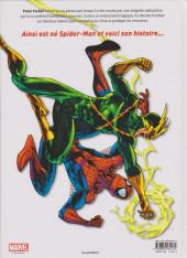 Verso de Spider-Man (Panini Kids) -1- La naissance d'un héros