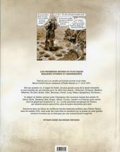 Verso de Fluide Glacial (Hors série) -1- Les pionniers - Les années 70 de Fluide Glacial