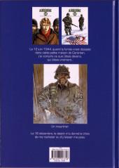 Verso de Airborne 44 -1a2009- Là où tombent les hommes