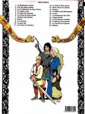 Verso de Thorgal -15b1997- Le maître des montagnes
