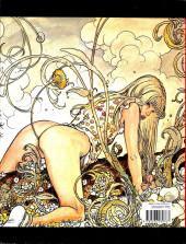 Verso de (DOC) Bande dessinée érotique -3- L'Enfer des bulles, 20 ans après