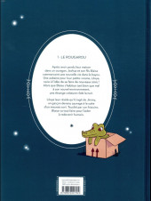 Verso de Les enfants du Bayou -1- Le Rougarou