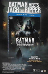 Verso de Batman (2016) -40- SuperFriends, Part Four