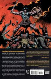 Verso de Conan and the Daughters of Midora (2004) -INT- Conan and the Daughters of Midora and other stories