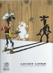 Verso de Lucky Luke -37d2015ES- Canyon Apache