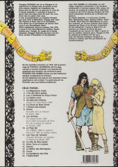 Verso de Thorgal -7a1992- L'enfant des étoiles