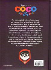 Verso de Coco (Disney) -FL- Coco