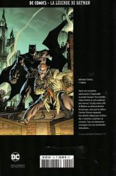 Verso de DC Comics - La légende de Batman -HS1- Batman Eternal - 1re partie