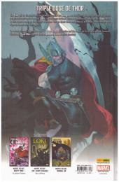 Verso de Thor : Dieu du Tonnerre -INT1- Le Massacreur de Dieux