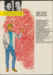 Verso de Ric Hochet -2a78'- Mystère à porquerolles